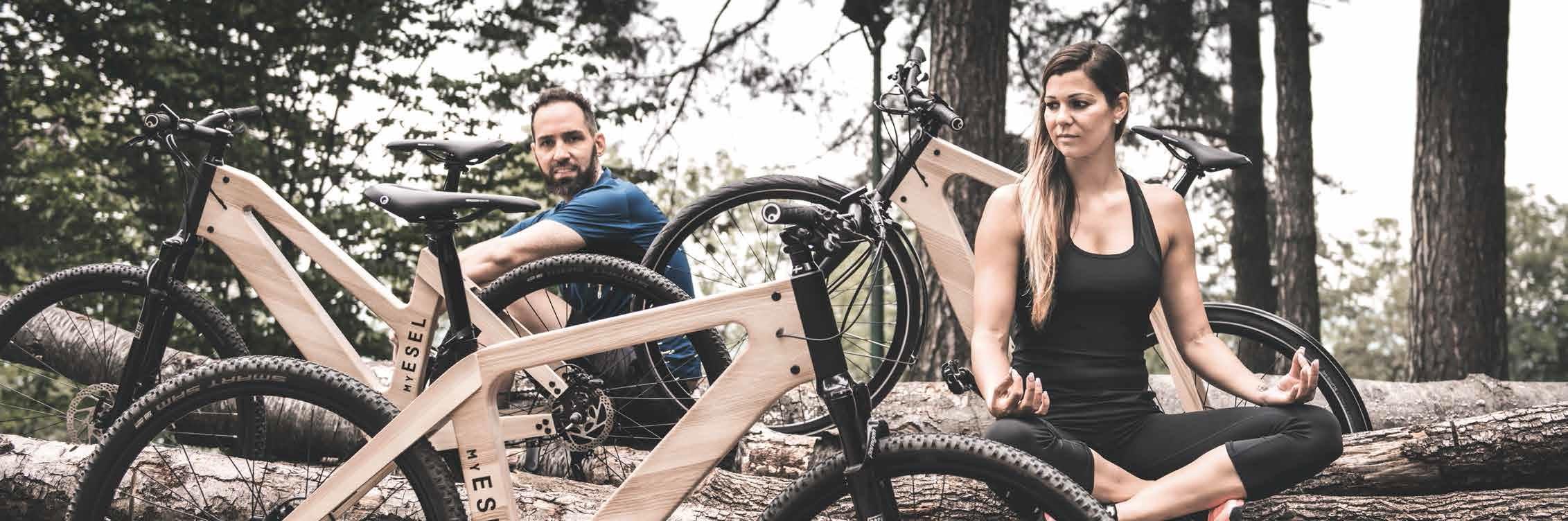 My-Esel elektromos kerékpár