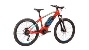 E MTB E-hegyi kerékpár