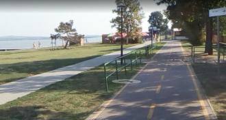 Velencei-tó-kerékpár-e-bike