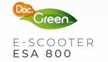 Doc Green 800 elektromos roller