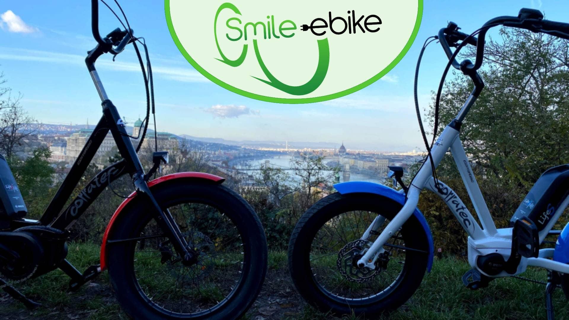 Corratec Life S elektromos kerékpár bemutatása