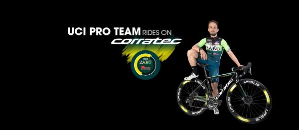 Szenzációs hírek a kerékpársport élvonalából a Corratectől