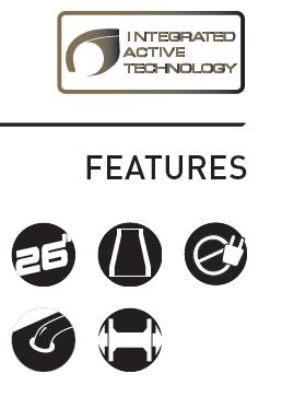x vert elektromos rásegítésú mountain bike kerékpár tulajdonságai