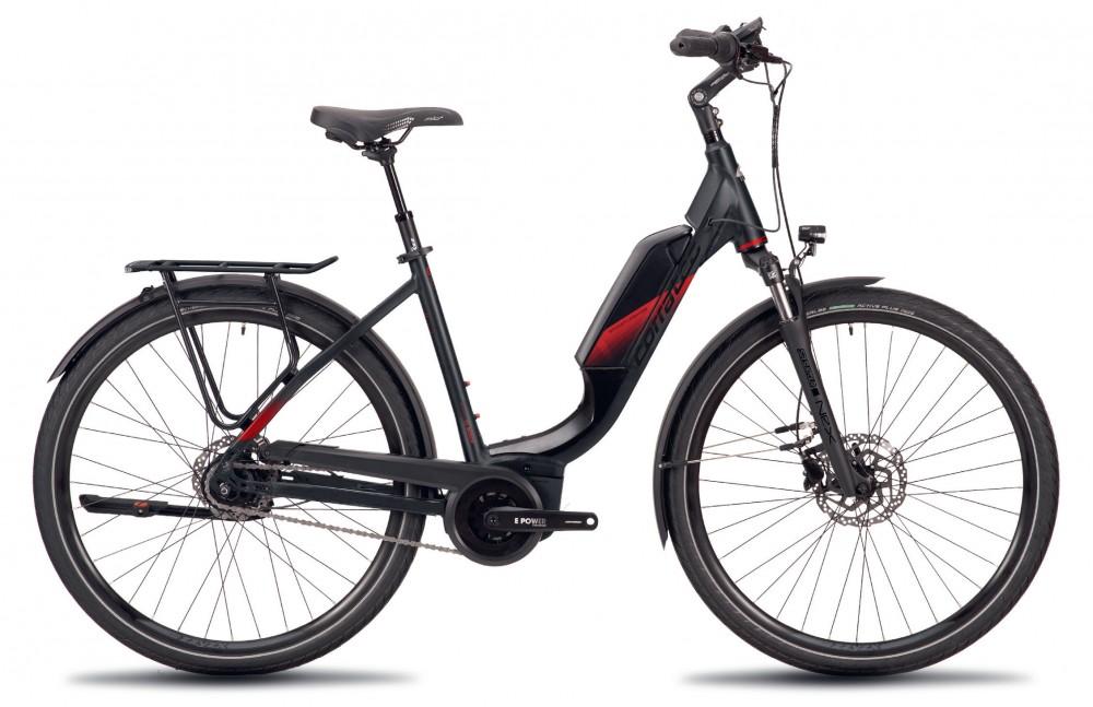 Corratec E-bike Power Urban 28 AP5 8SC Wave, vázméret: 50